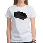 Food Truck: Basic (Black) Women's T-Shirt