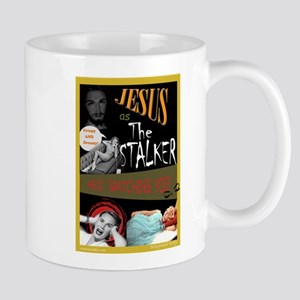 Stalker Jesus Mug