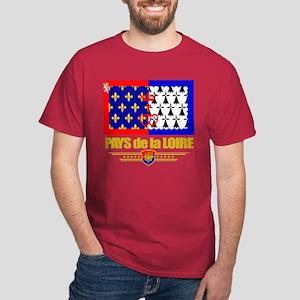 Pays de la Loire Dark T-Shirt