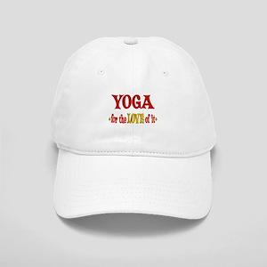 Yoga Love Cap