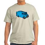 Food Truck: Basic (Blue) Light T-Shirt