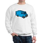 Food Truck: Basic (Blue) Sweatshirt