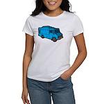 Food Truck: Basic (Blue) Women's T-Shirt