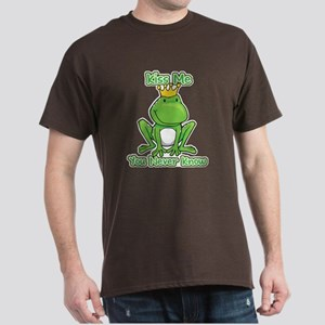 You Never Know Frog Dark T-Shirt