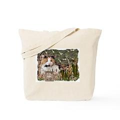 Gretel The Cat Tote Bag