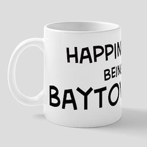 Happiness is Baytown Mug