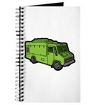 Food Truck: Basic (Green) Journal