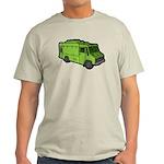 Food Truck: Basic (Green) Light T-Shirt