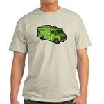 Food Truck: Basic (Green) Light T-Shirt