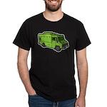 Food Truck: Basic (Green) Dark T-Shirt