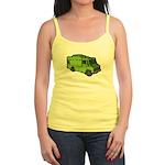 Food Truck: Basic (Green) Jr. Spaghetti Tank