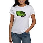 Food Truck: Basic (Green) Women's T-Shirt
