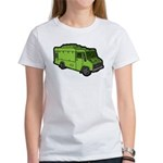 Food Truck: Basic (Green) Women's T-Shirt