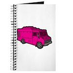 Food Truck: Basic (Pink) Journal
