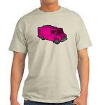 Food Truck: Basic (Pink) Light T-Shirt