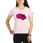 Food Truck: Basic (Pink) Performance Dry T-Shirt