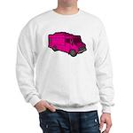Food Truck: Basic (Pink) Sweatshirt