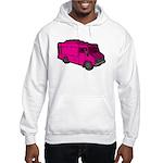 Food Truck: Basic (Pink) Hooded Sweatshirt