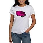 Food Truck: Basic (Pink) Women's T-Shirt