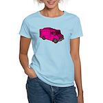 Food Truck: Basic (Pink) Women's Light T-Shirt