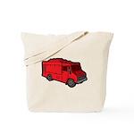 Food Truck: Basic (Red) Tote Bag