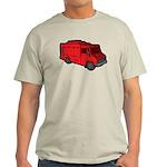 Food Truck: Basic (Red) Light T-Shirt