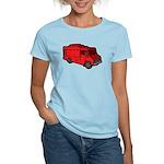 Food Truck: Basic (Red) Women's Light T-Shirt