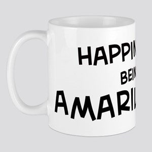 Happiness is Amarillo Mug