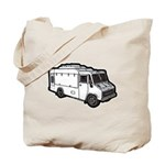 Food Truck: Basic (White) Tote Bag