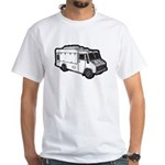 Food Truck: Basic (White) White T-Shirt