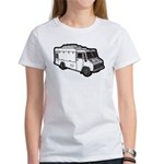 Food Truck: Basic (White) Women's T-Shirt