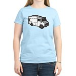 Food Truck: Basic (White) Women's Light T-Shirt