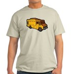 Food Truck: Basic (Yellow) Light T-Shirt