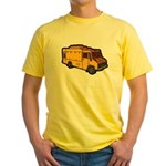 Food Truck: Basic (Yellow) Yellow T-Shirt