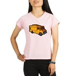 Food Truck: Basic (Yellow) Performance Dry T-Shirt
