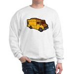 Food Truck: Basic (Yellow) Sweatshirt