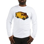 Food Truck: Basic (Yellow) Long Sleeve T-Shirt