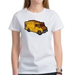 Food Truck: Basic (Yellow) Women's T-Shirt