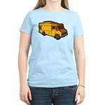 Food Truck: Basic (Yellow) Women's Light T-Shirt
