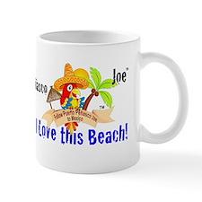 I Love This Beach Mug