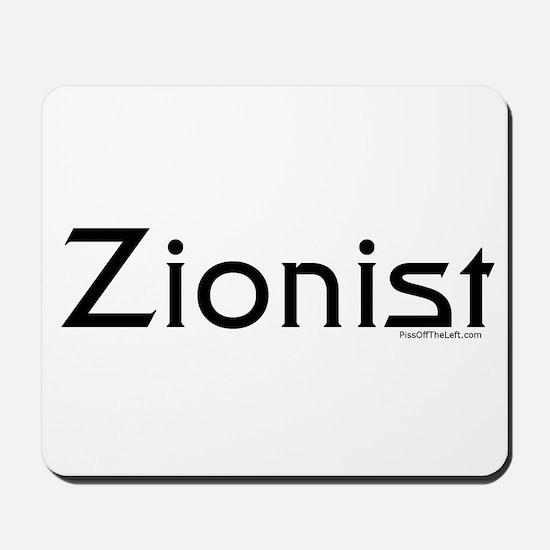 Zionist Mousepad