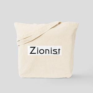 Zionist Tote Bag