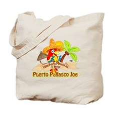 Paradise in Mexico Tote Bag