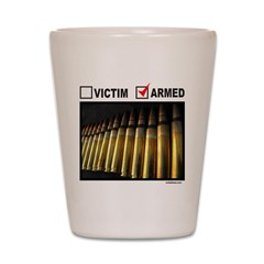 GUN RIGHTS Shot Glass