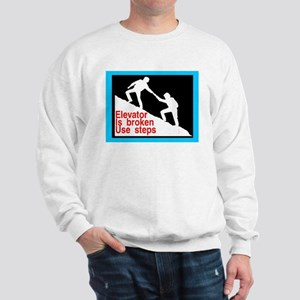 12 STEP STUFF Sweatshirt