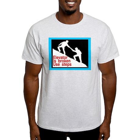 12 STEP STUFF Light T-Shirt