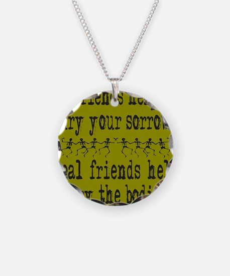 REAL FRIENDS/FRIENDS Necklace