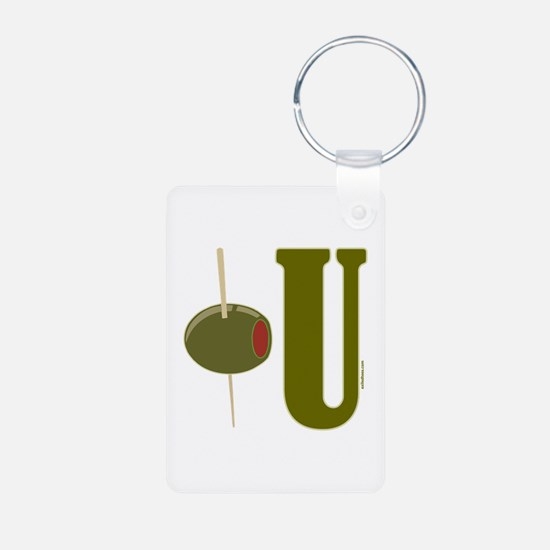 OLIVE U (I LOVE YOU) Keychains