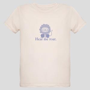 Hear Me Roar Organic Kids T-Shirt