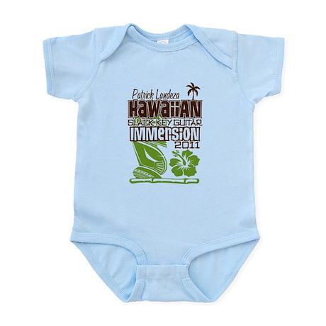 Hawaiian Slack Key Immersion Infant Bodysuit